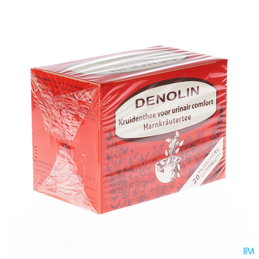 Denolin Tisane Diuretique S.f 20