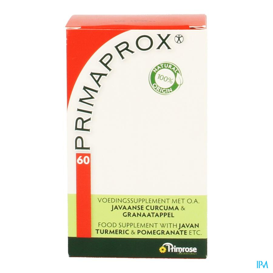 Primaprox Caps 60