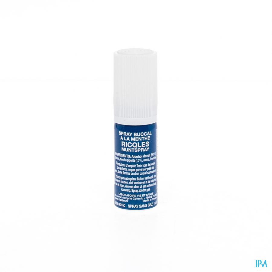 Ricqles Spray 15 ml