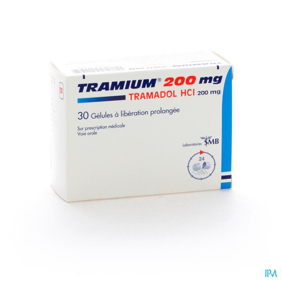 Tramium Caps 30 X 200mg