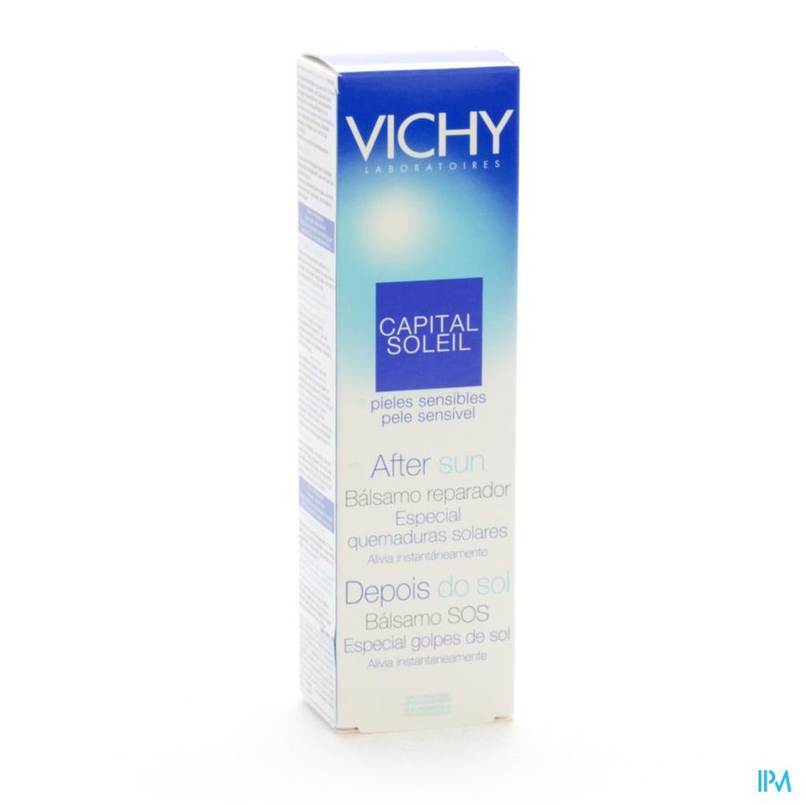 Vichy Cap Sol Apres Soleil Baume Secours 100ml