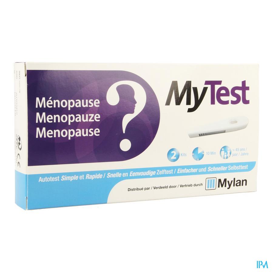 My Test Menopauze (zelftest) Zakje 2
