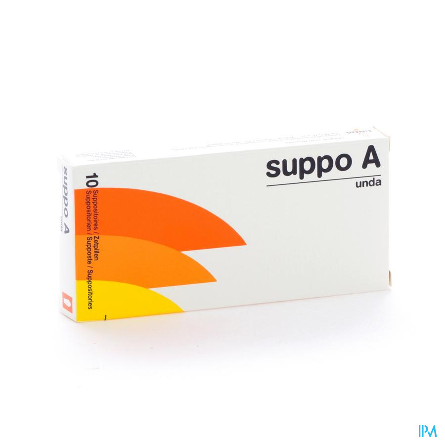 Supp A 10 X 1,7g Unda