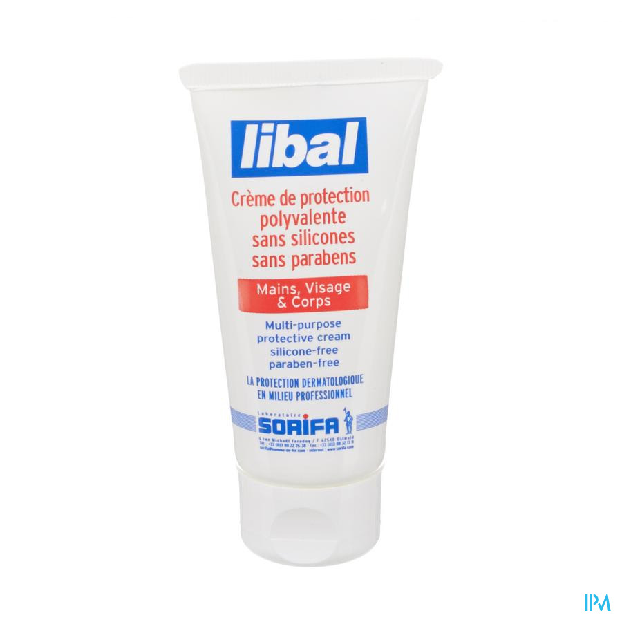 Libal Cr Mains Protection Polyv. Mains-visage 50g
