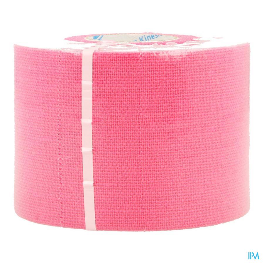 Kinesio-tex Tape Adhesive Blauw 5cmx5m