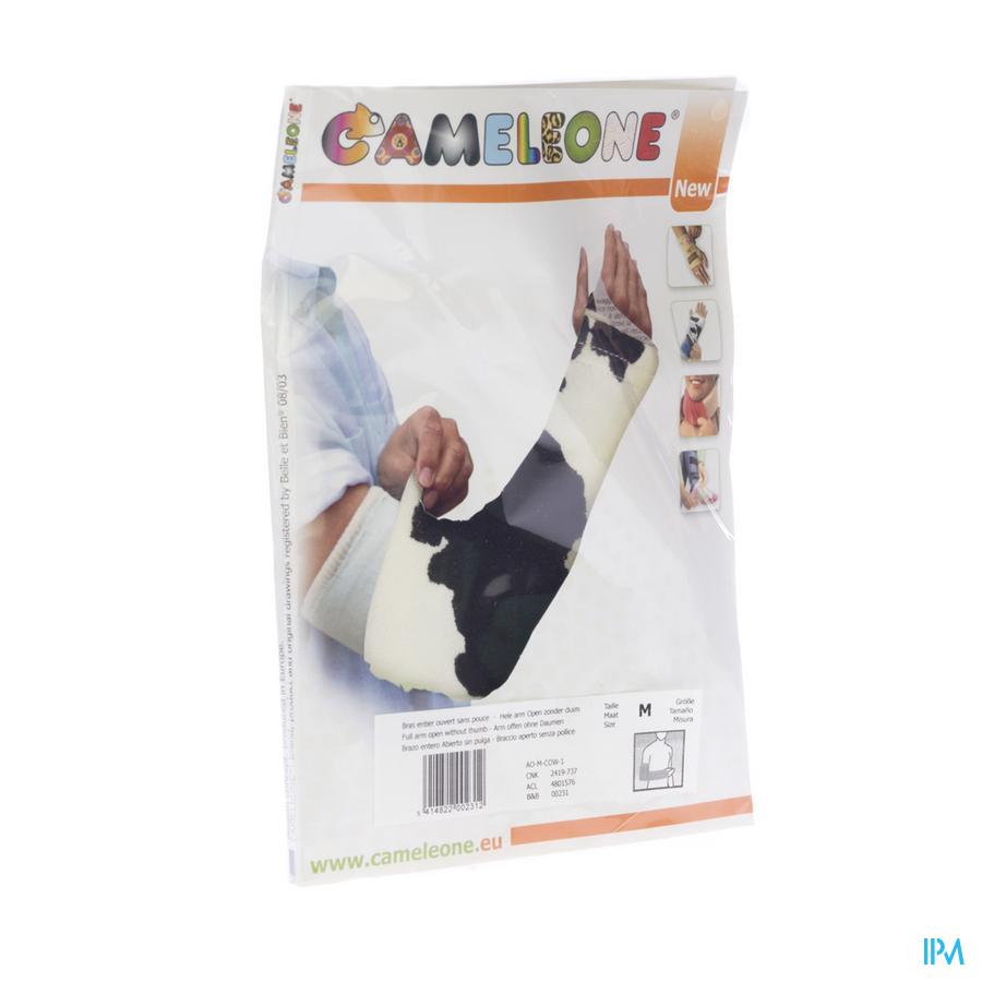 Cameleone Voorarm Open -duim Koe M 1
