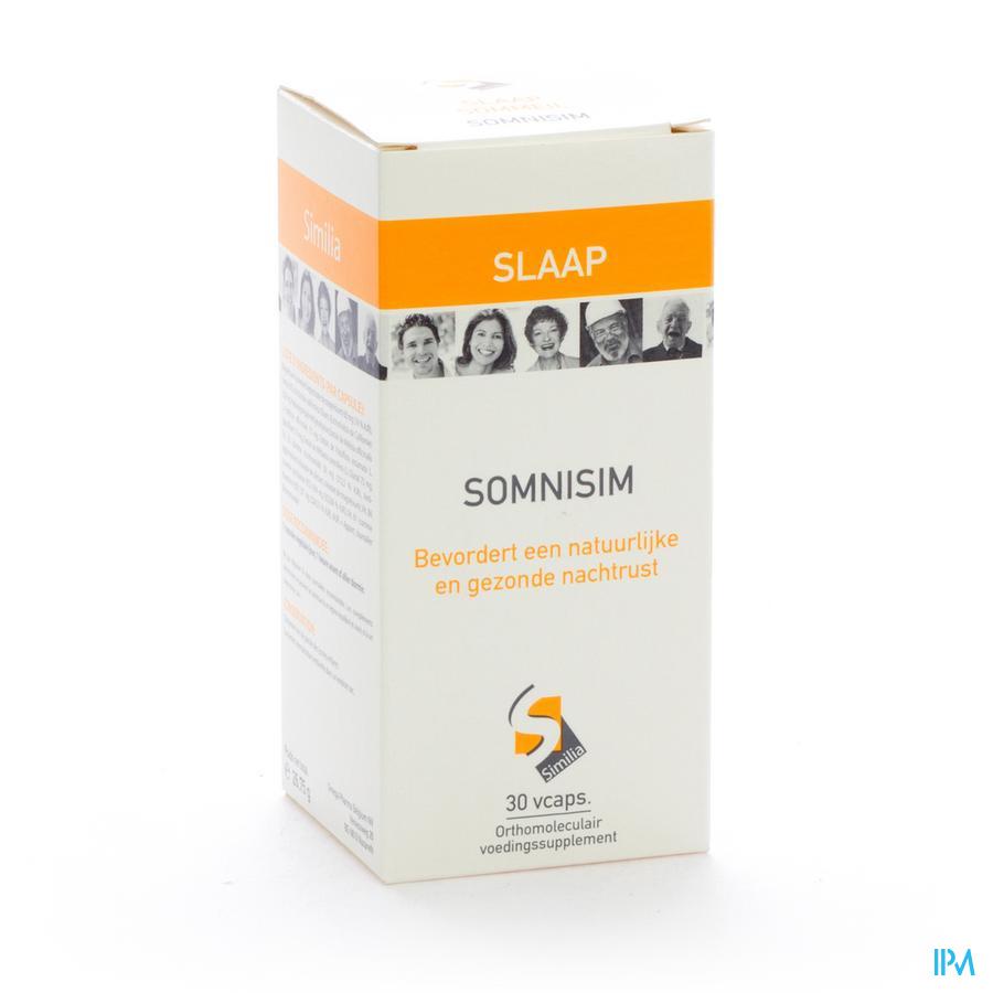 SOMNISIM                      V-CAPS 30 S473 SIMIL