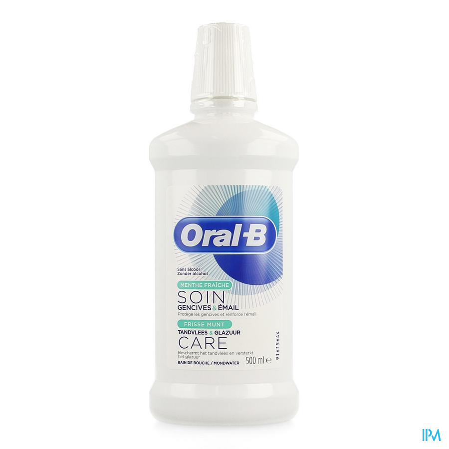 Oral-b Tp Gum & Enamel Repair Mondwater 500ml