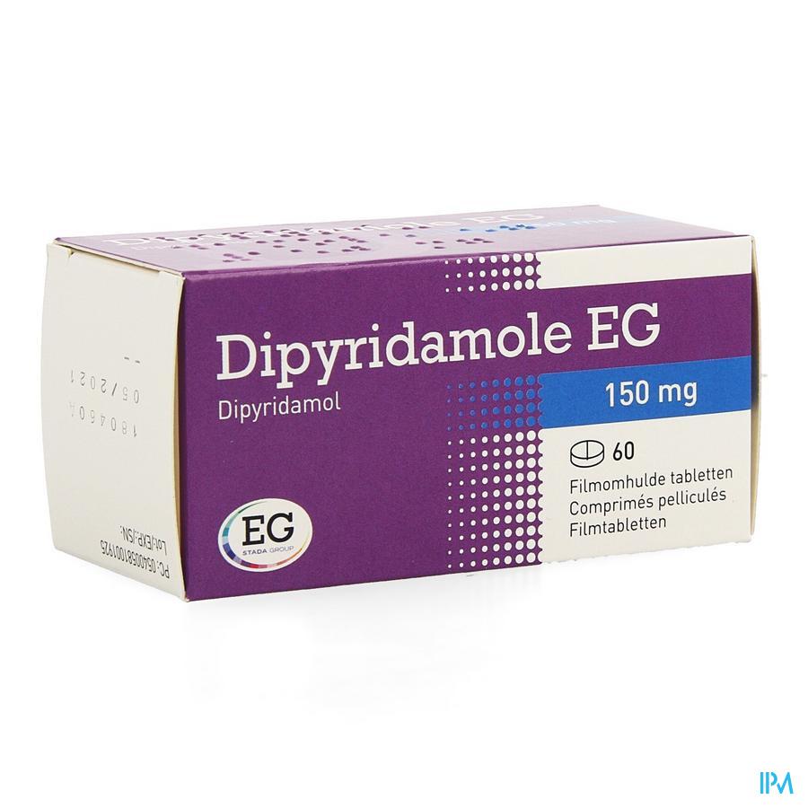 Dipyridamol Eg Comp Sec 60 X 150mg