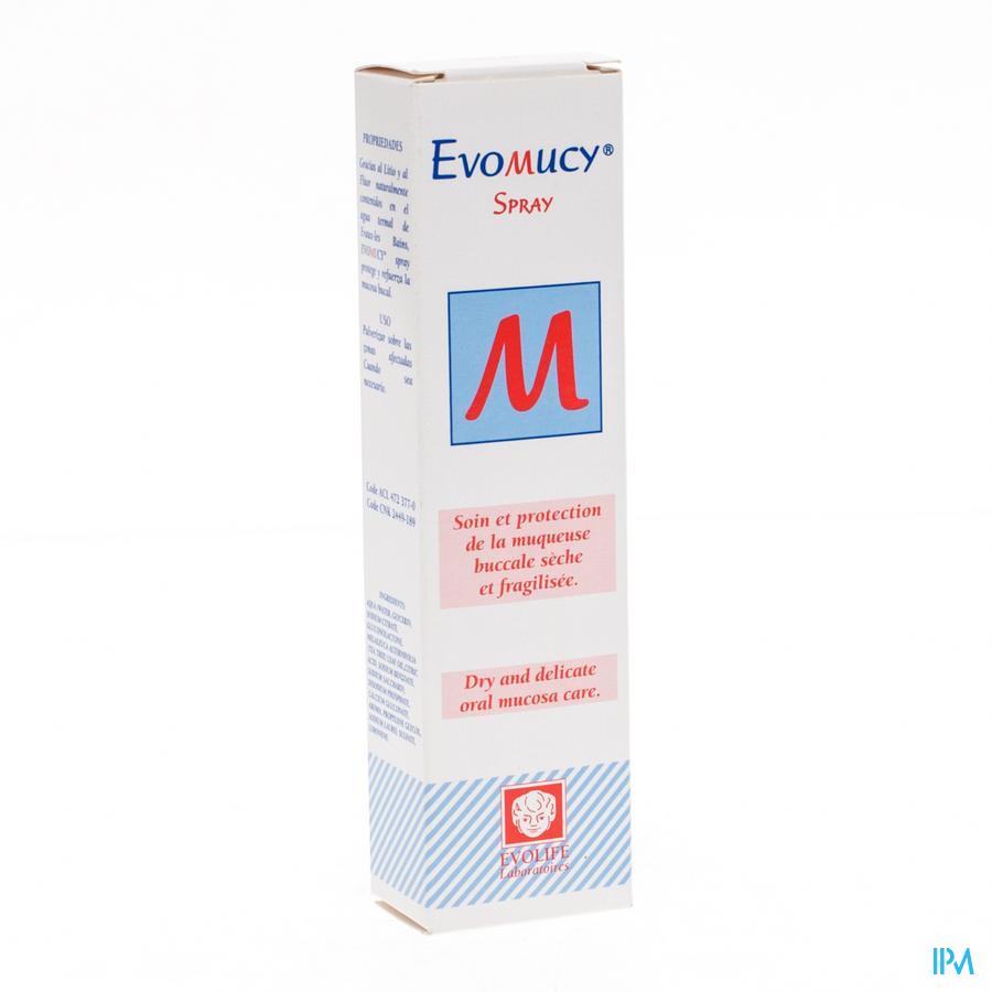 Evomucy Sp Spray 50ml