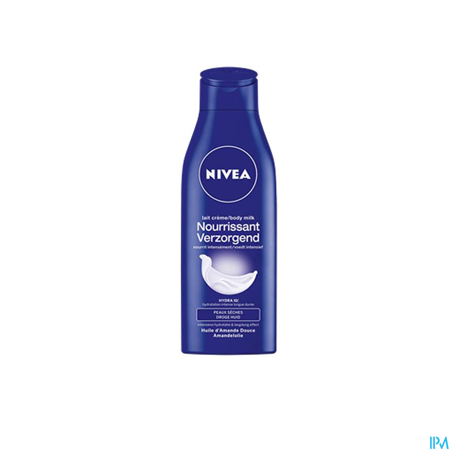 Nivea Body Lait Cr Nourrissant 250ml 80201