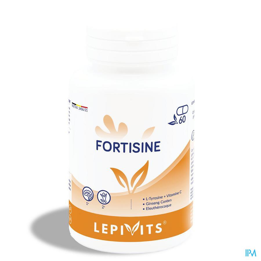 Lepivits Fortisine Caps 60