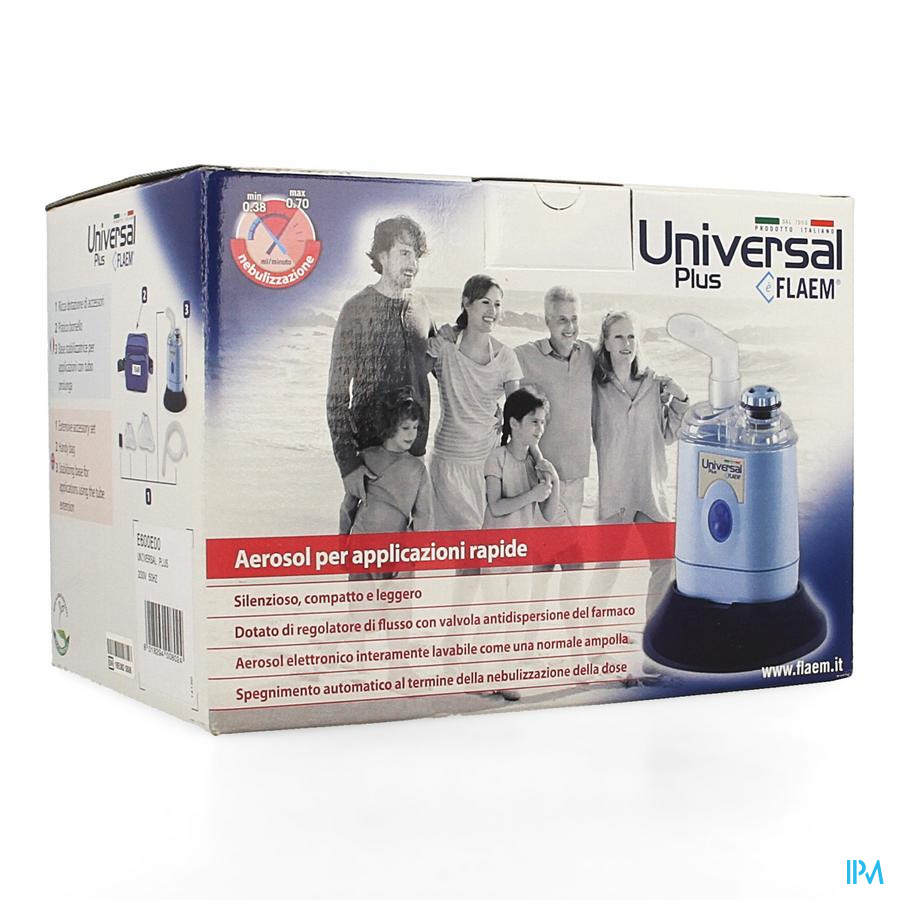 Flaem Aerosol Ultrason Universal Appeg Plus