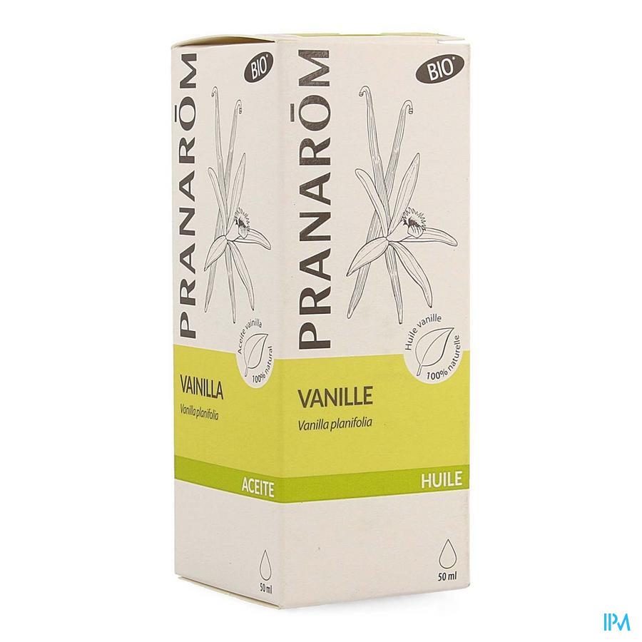 Vanille Hle Veg. 50ml Pranarom