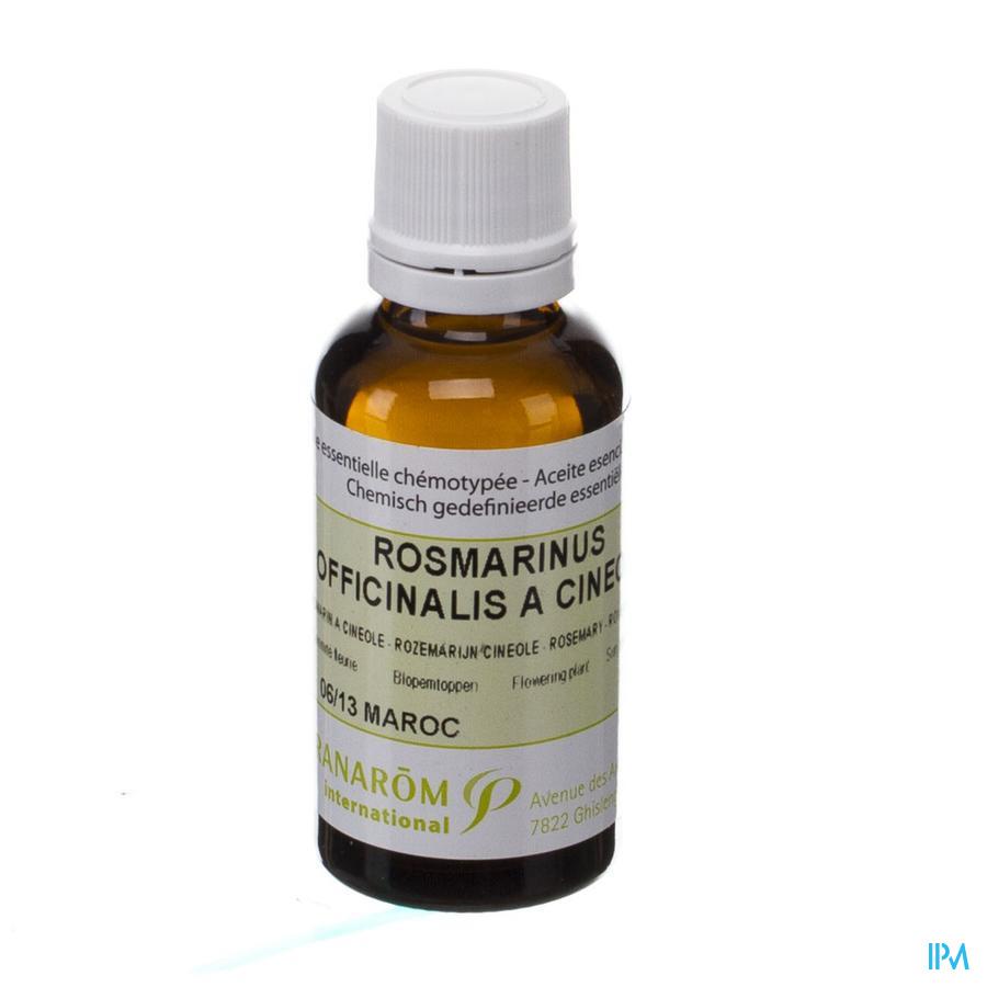 Rozemarijn Cineol Ess Olie 30ml Pranarom