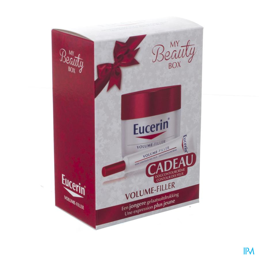 Eucerin Volume Filler My Beauty Box