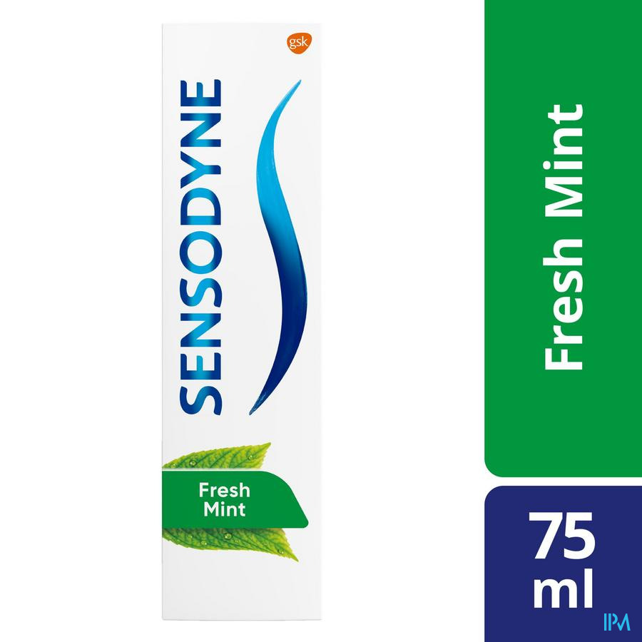 Sensodyne Fresh Mint Tandpasta 75ml