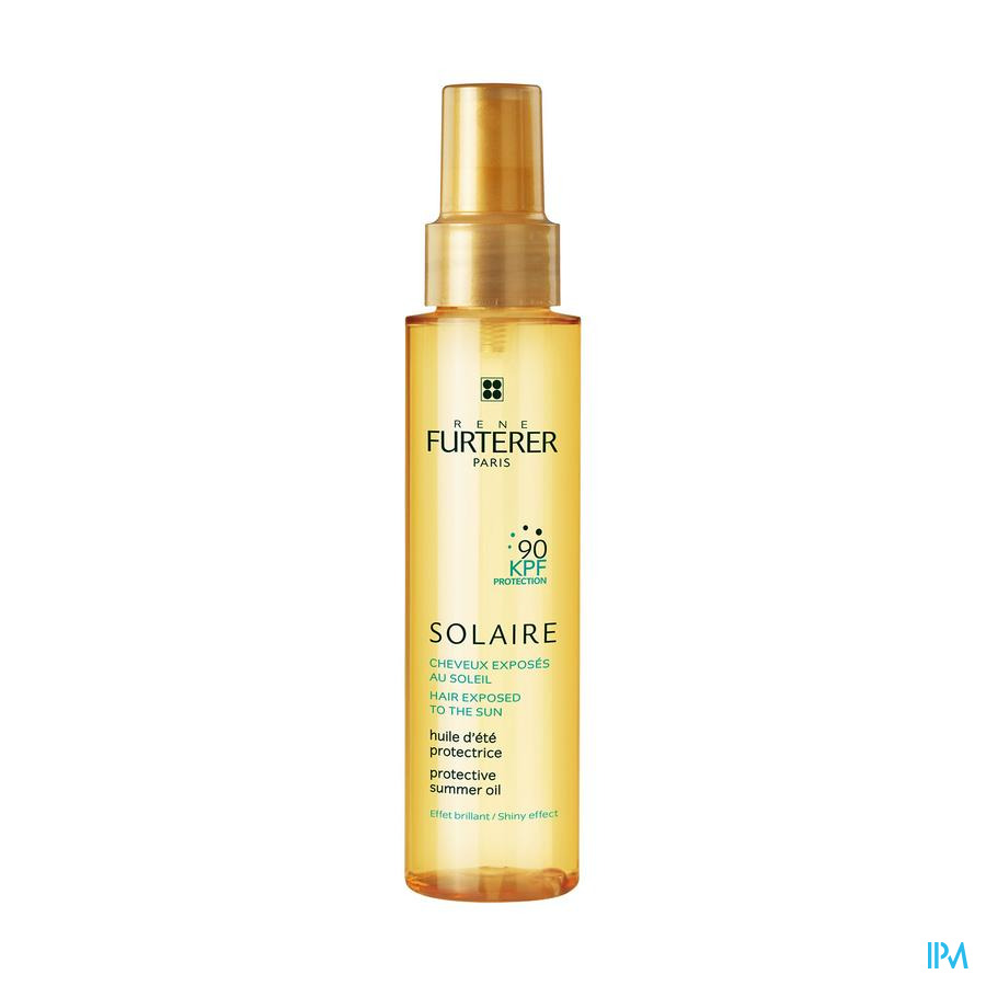 Furterer Zon Olie 100ml