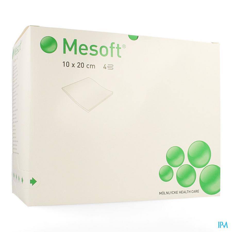 Mesoft Kp Ster 4l 10x20cm 24x5 156465