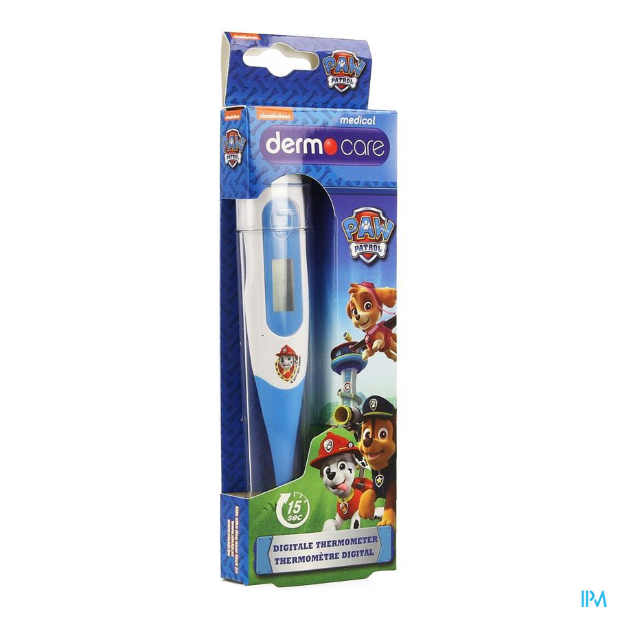 Dermo Care Paw Patrol Digitale Thermometer