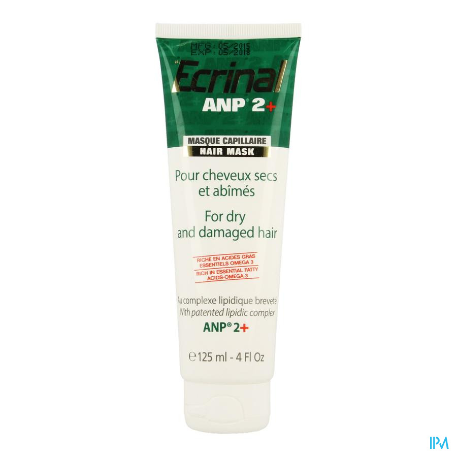 Ecrinal Haarmasker Anp2 Tube 125ml
