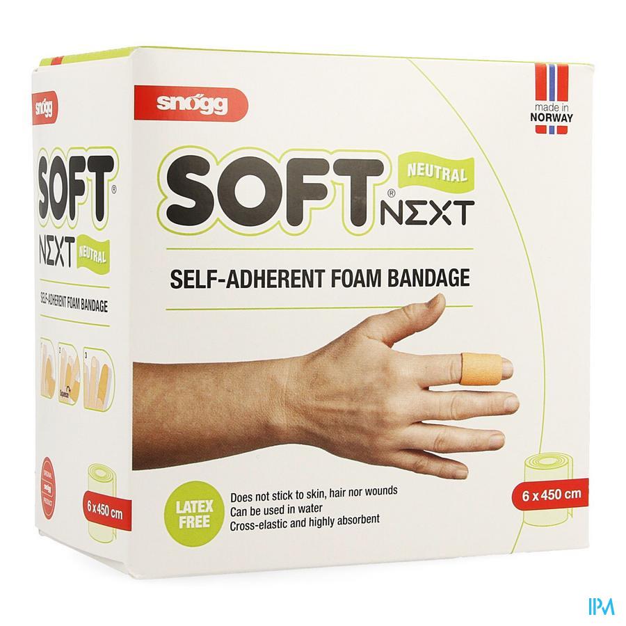 Snogg Soft Next Natural 4,5mx6cm
