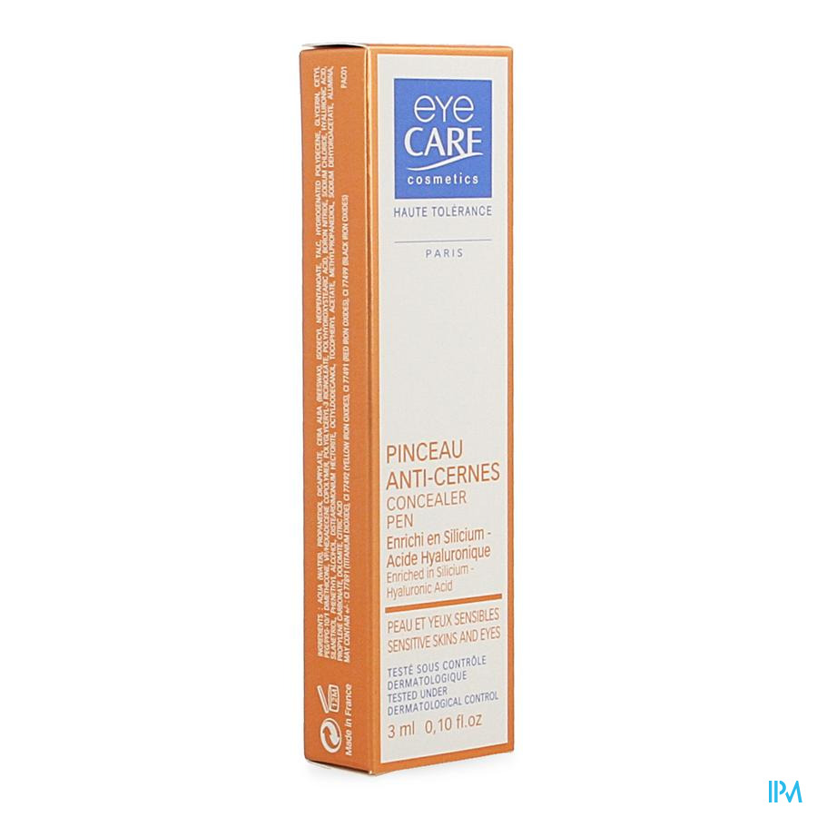 Eye Care Pinceau A/cernes Beige 3ml