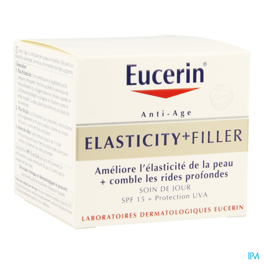 Eucerin Elasticity+ Filler Dagcreme 50ml