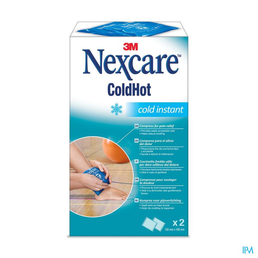 Nexcare 3m Coldhot Cold Instant Double 2 N1574du