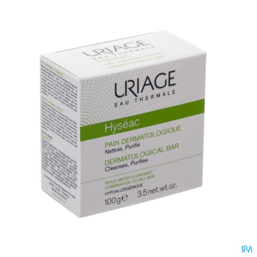 Uriage Hyseac Pain Dermatologique Savon 100g