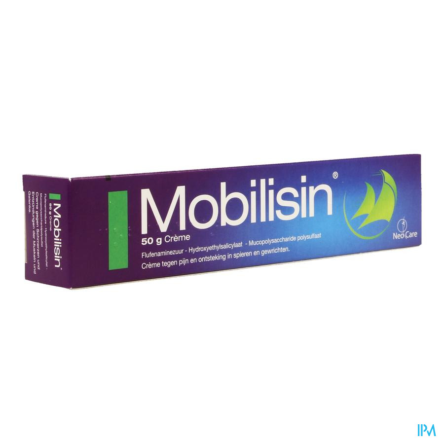 Mobilisin Creme 50 gr