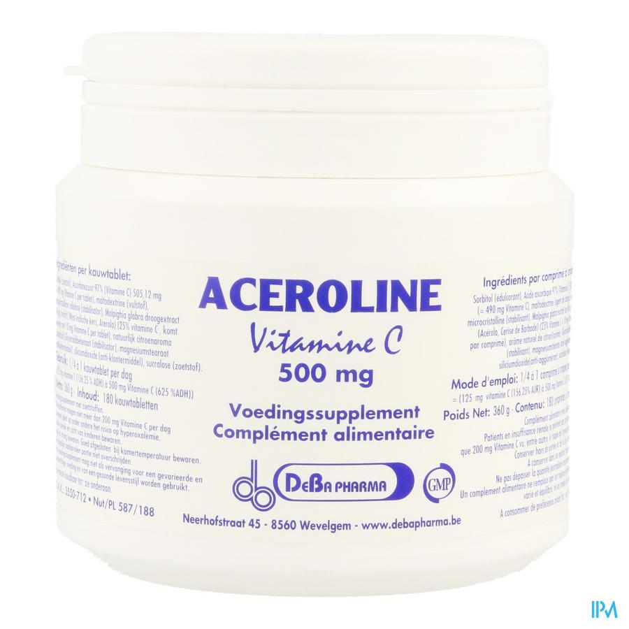 Aceroline 500 Comp Croq 180 Deba