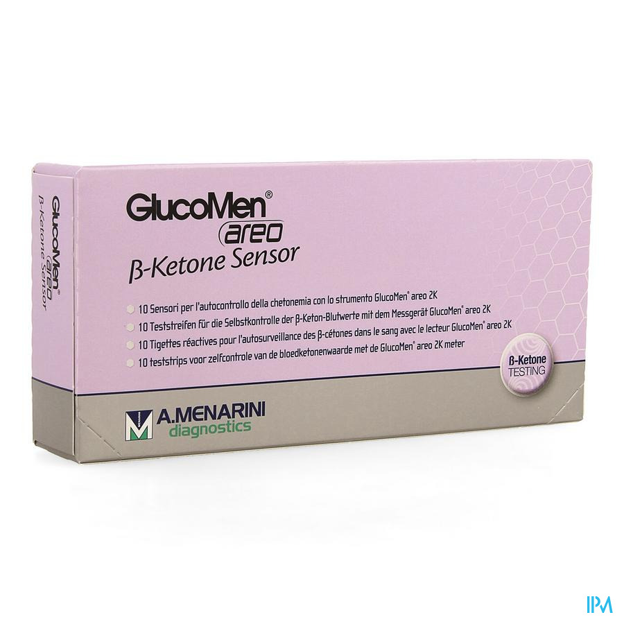 Glucomen B Ketone Sensor 48103