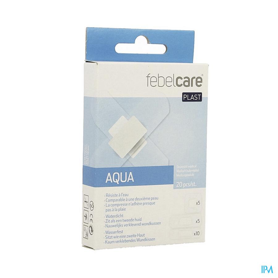 Febelcare Plast Aqua Mix 20