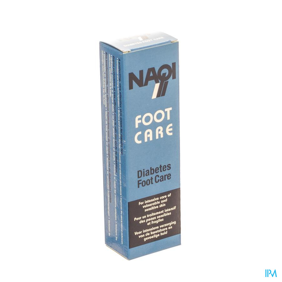 Foot Care Emulsie O/w Droge Voeten 100ml