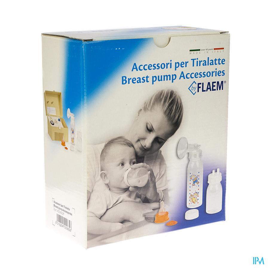 Flaem Accessoires Tire-lait Sans Bisphenol A