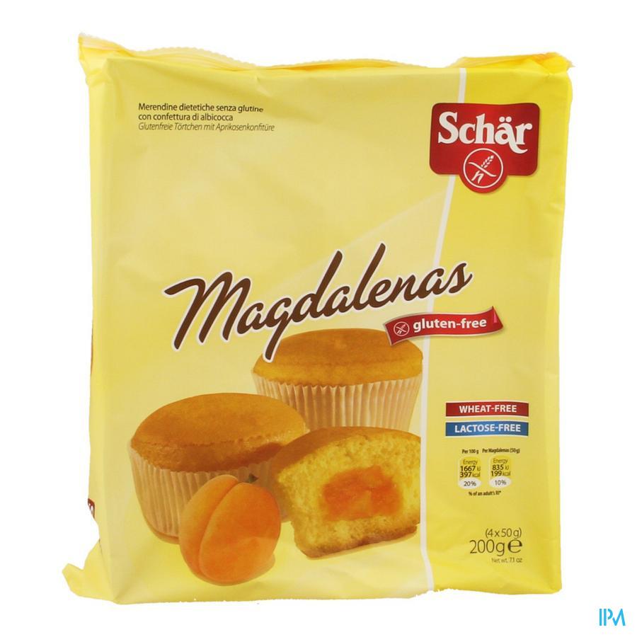 Schar Koekjes Magdalenas 175g 6461