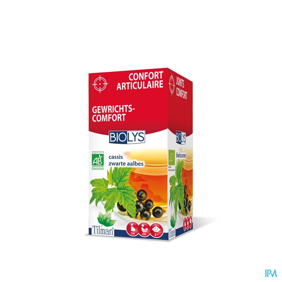 Biolys Cassis Bio Tea-bags 20