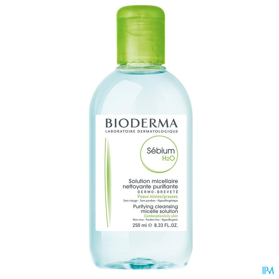Bioderma Sebium H2o Solution Micellaire 250ml