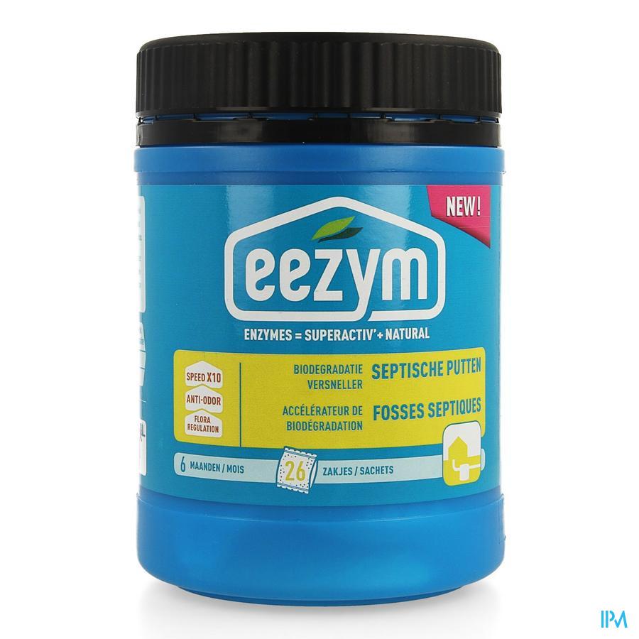 Eezym Versneller Septische Putten Zakje Oplosb. 26