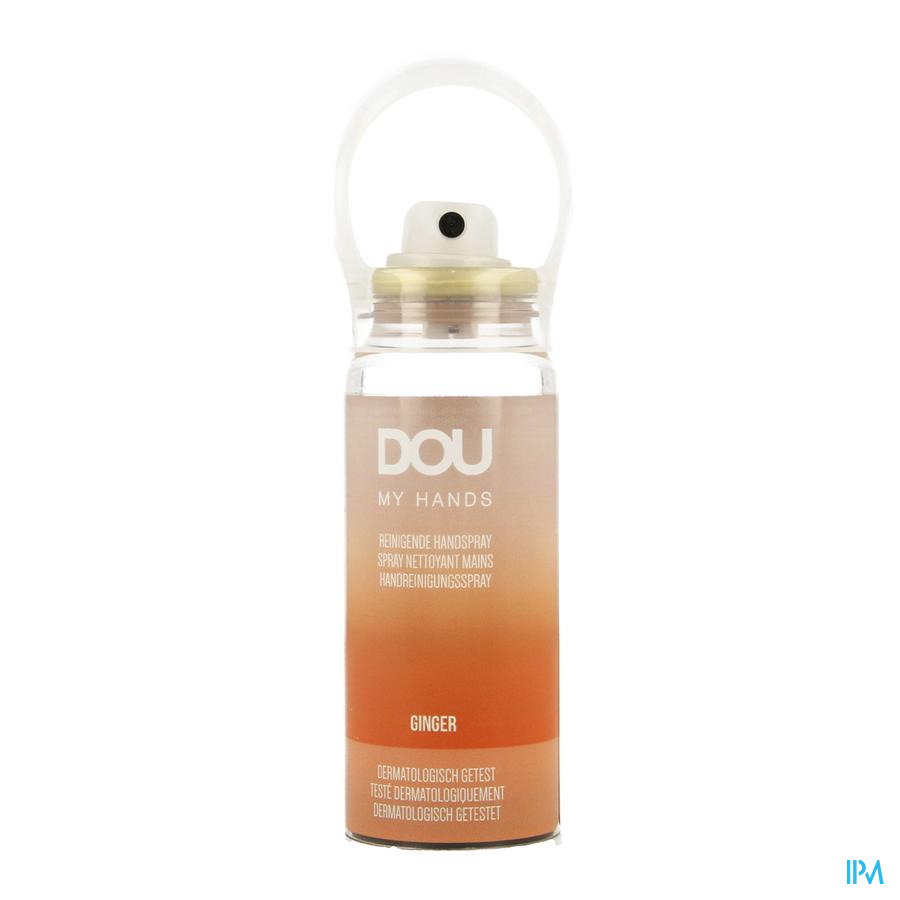 Dou My Hands Handspray Reinigend Ginger 50ml