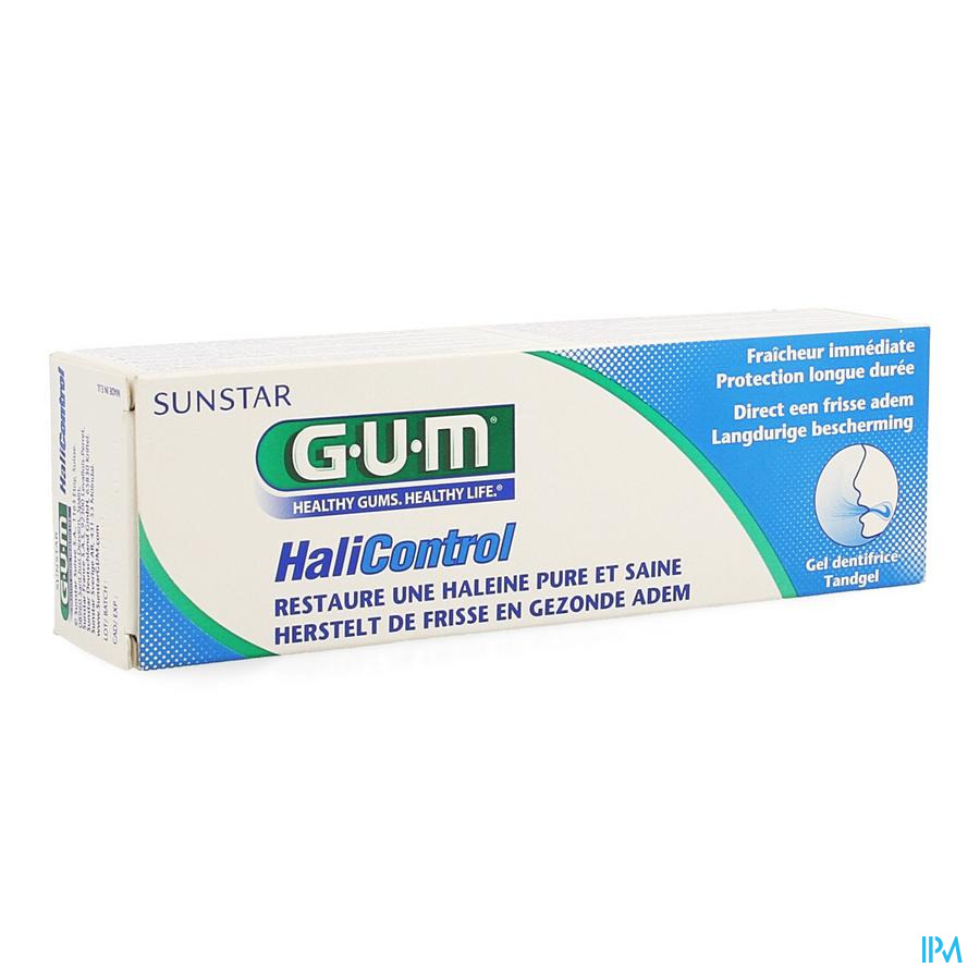 GUM® HaliControl® Tandpasta 75ml