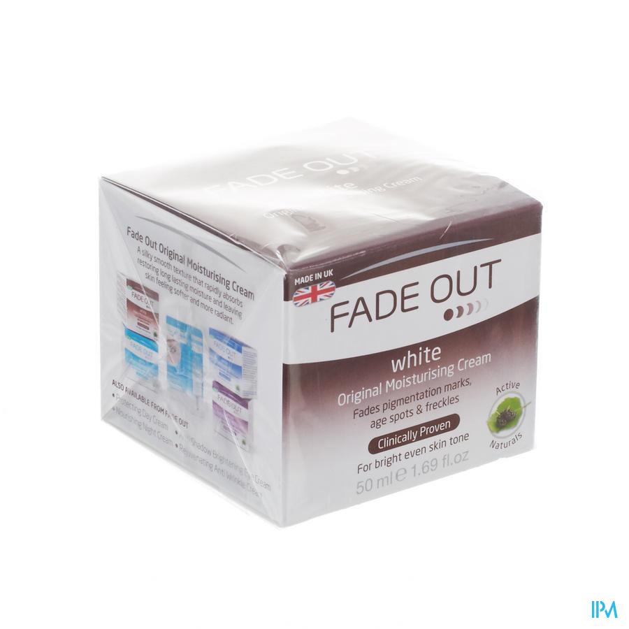 Fade Out Creme Original 50ml
