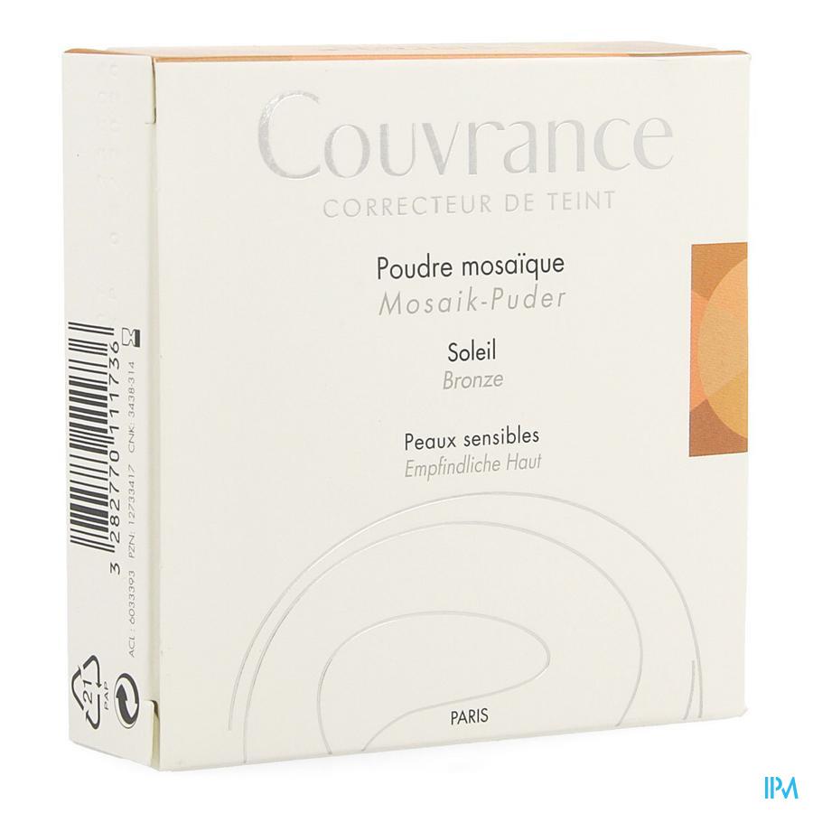 Avene Couvrance Poudre Mosaique Soleil 10g