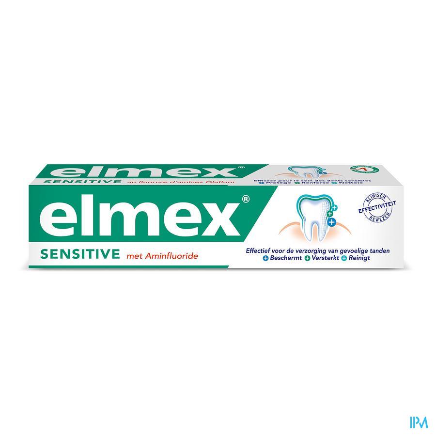 Elmex Sensitive Tandpasta Tube 75ml