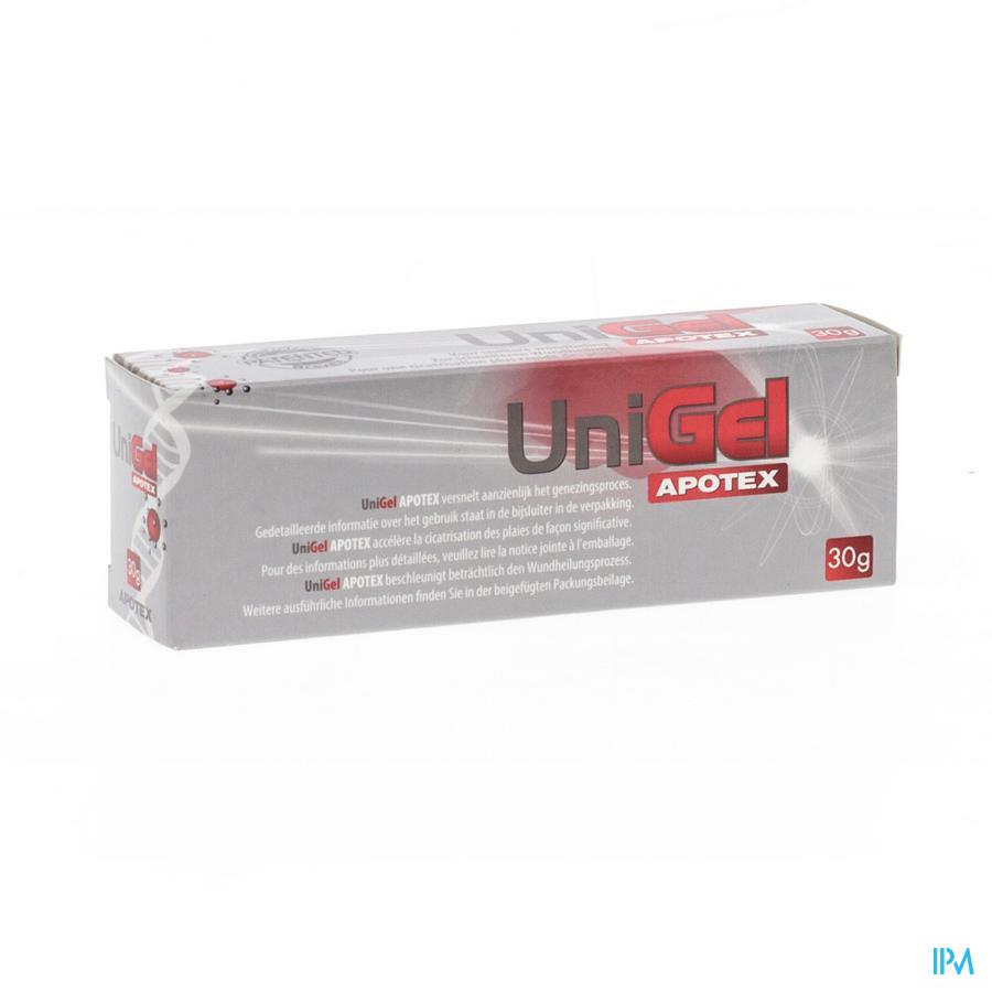 Unigel Apotex Gel Hydrofiel 30g