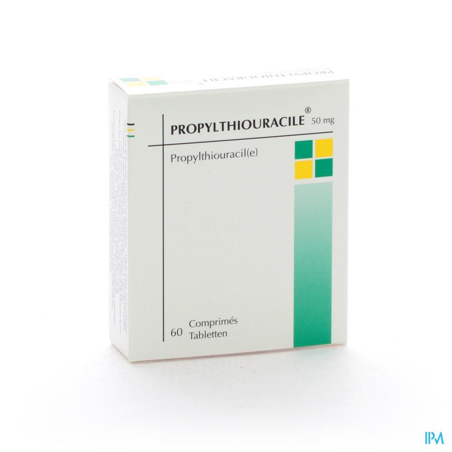 Propylthiouracile Comp 60 X 50mg