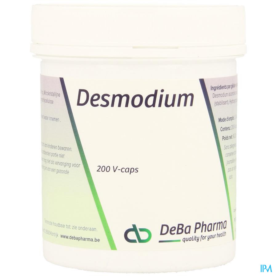 Desmodium Ascendens 200x200mg Deba