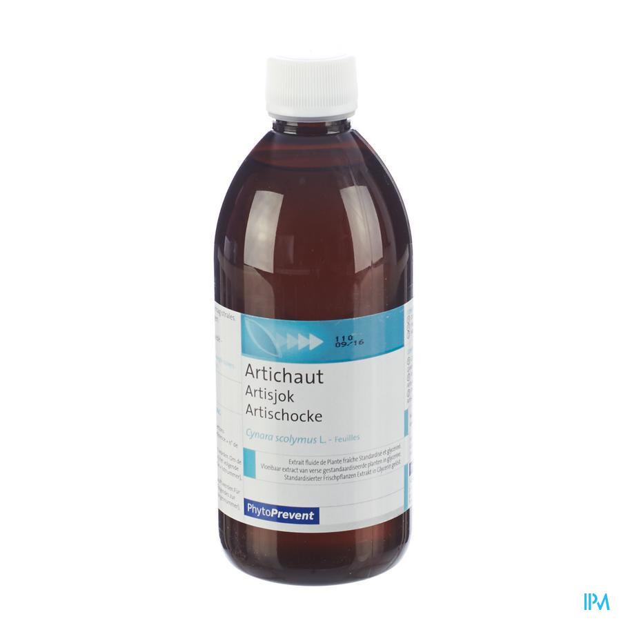 Phytostandard Artisjok Vlb Extract 500 ml  -  Pileje