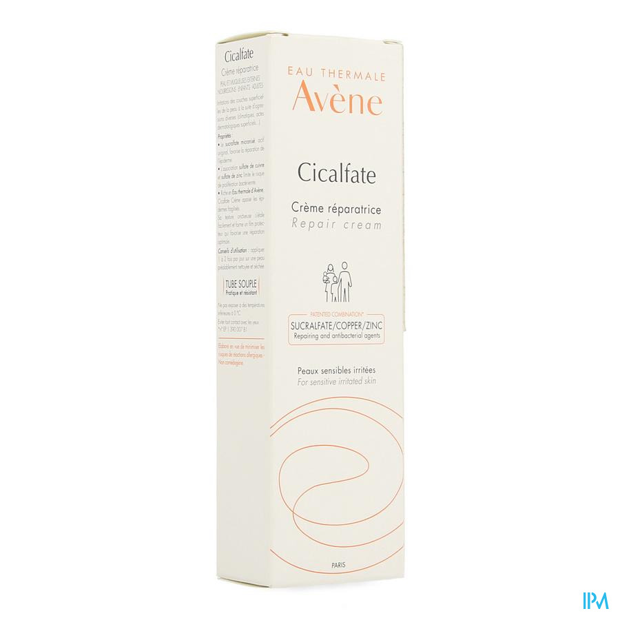 Avene Cicalfate Cr Herstellend A/bacterieel 40ml